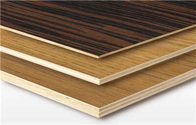 veneered panels