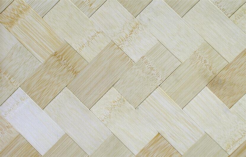 Natural Bamboo Weaving Veneer For Decoration 99 Handwork