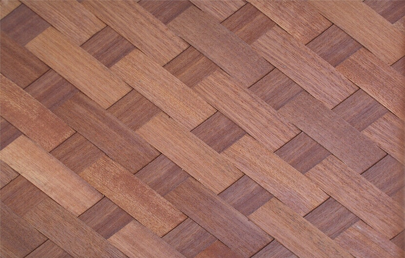Weave Wood Veneer Sheets 2 X8 4 X8 From China
