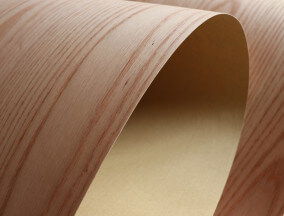paper back red oak veneer